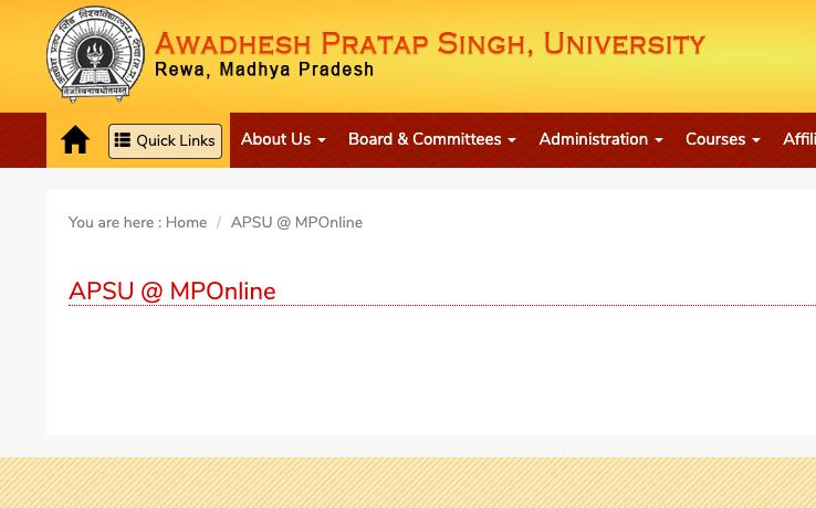 apsu rewa sis registration 2020 online login portal link - apsu sis id