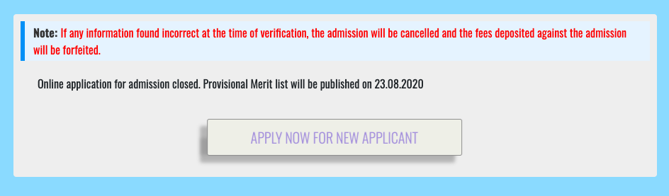 jamini roy college 2nd merit list date