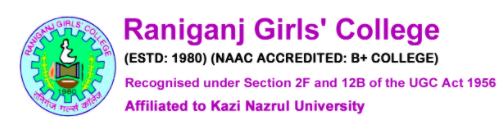 Raniganj Girls' College 2nd Merit List 2020 Published 25.08.2020