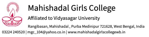 Mahishadal Girls' College Merit List 2020 Published for BA B.SC
