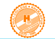 Hijli College Merit List 2020 Upload out