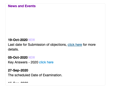 Check the latest news section to grab the kset results publishing date
