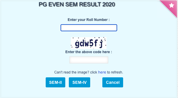 CBPBU Result 2020   CBPBU 2nd 4th Result Out Download Now!!
