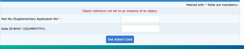 NCVT Iti exam admit card for supplementary & regular semester exam from mponline.gov.in