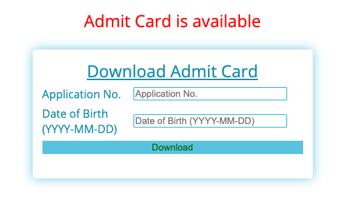 Assam Police SI Admit Card 2020 Download now!!
