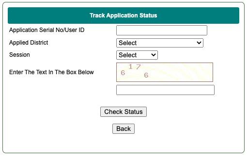 Oasis Scholarship 2020 check Track Application Status