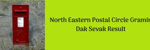 north east gds result 2021 - download merit list online @ appost.in