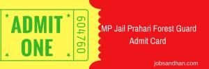 download mp vyapam jail prahari admit card 2018 mppeb peb.mp.gov.in Madhya pradesh Jail warder exam date hall ticket publishing expected date