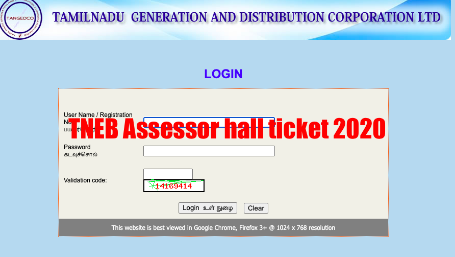 tneb assessor hall ticket download window 2020